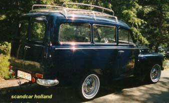 Volvo Duett P210