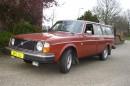 Klassieke Volvo's te koop