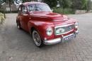 Volvo PV544 rood 1965 VERKOCHT