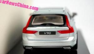 Volvo_V90_rear