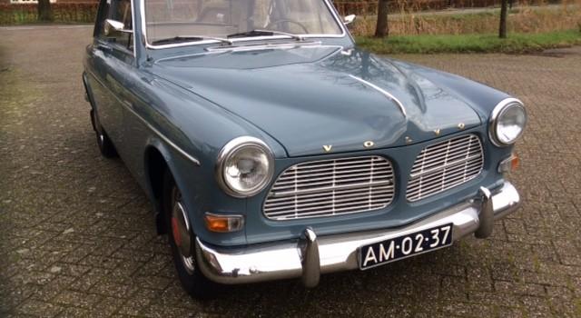 Volvo Amazon 1964 - Verkocht
