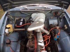 Volvo amazon1964 motor