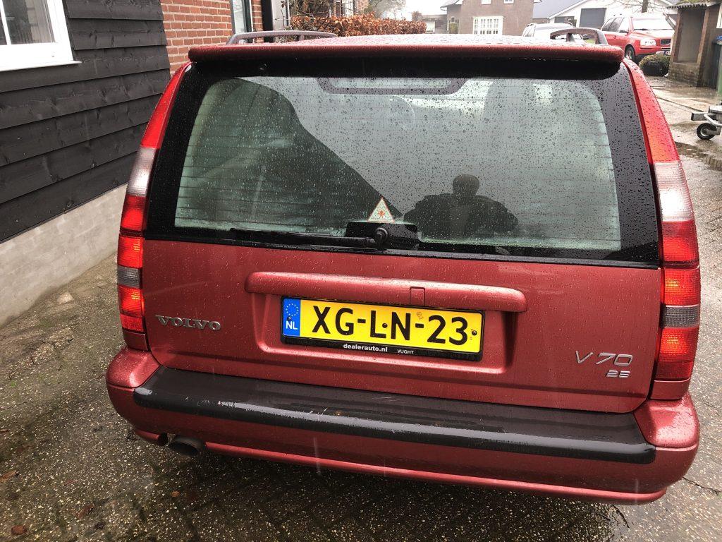 V70 Classic 1998 Verkocht