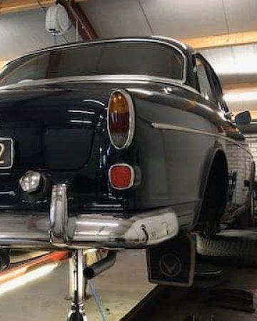 Volvo onderhoud