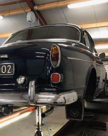 Volvo workshops